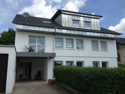 Komplettsanierung-Dachsanierung-Dachgaube-Wärmedämmung-Auenwald
