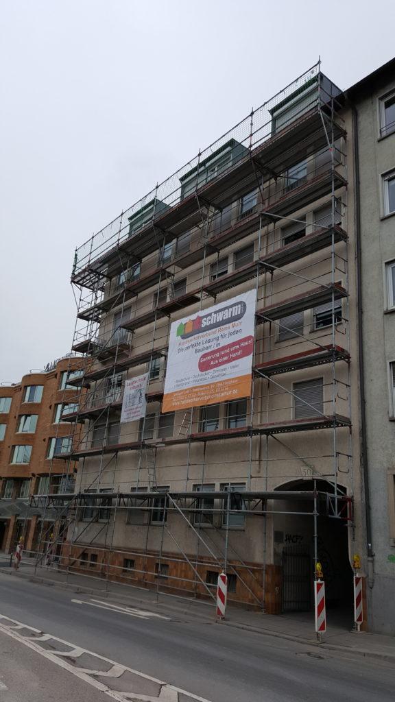 Bauunternehmer Stuttgart immobilienprojekt in stuttgart renovierung sanierung im rahmen