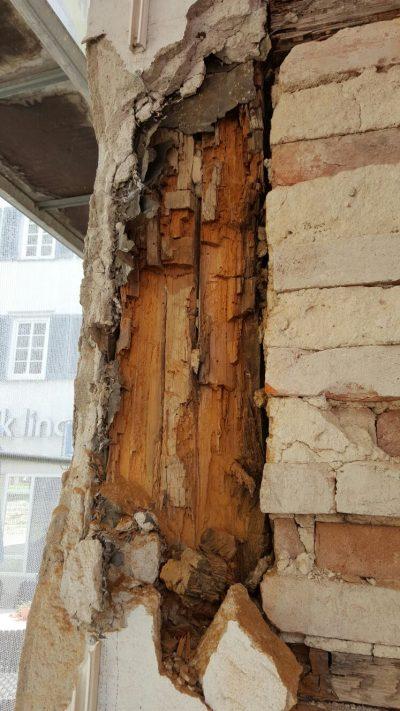 Haus Reparaturen Sanierung Wintercheck